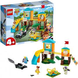 LEGO® Toy Story 4 Buzz & Porzellinchens Spielplatzabenteuer
