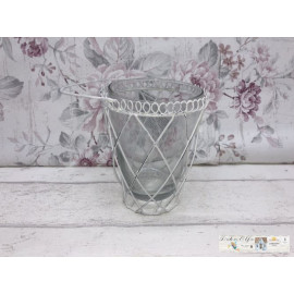 Deko Teelicht Windlicht Tischdekoration Teelichthalter Rustikal Vintage Shabby