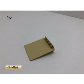 LEGO® 1Stk Tür Drehtür Brick Beige, Tan  30102 64