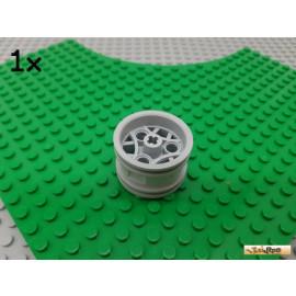LEGO® 1Stk Felge ohne Reifen hellgrau 44292