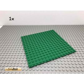 LEGO® 1Stk 16x16 Bauplatte Platte Grün, Green 91405 260