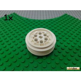 LEGO® 1Stk Felge ohne Reifen weiß 32020