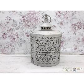 Deko Laterne Windlicht Teelicht Dekoration Shabby Rustikal Vintage