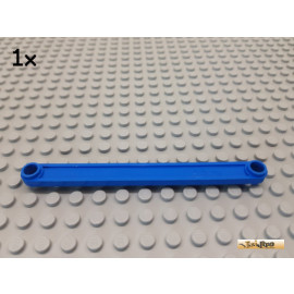 LEGO® 1Stk Technic Verbinder / Stange 1x11 blau 6247