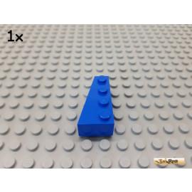LEGO® 1Stk Keil / Flügelstein 2x4 links blau 41768