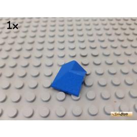LEGO® 1Stk Dachstein / Firststein / Inneneck 2x2 45° blau 962
