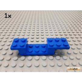LEGO® 1Stk Platte / Winkelplatte 8x2x1 1/3 blau 4732