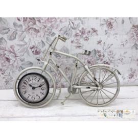 Deko Uhr Standuhr Fahrrad Shabby Dekoration Vintage Landhaus