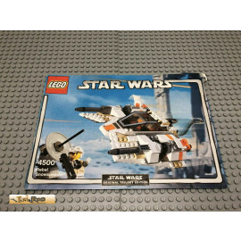 LEGO® 4500 Bauanleitung NO BRICKS!!!! Star Wars