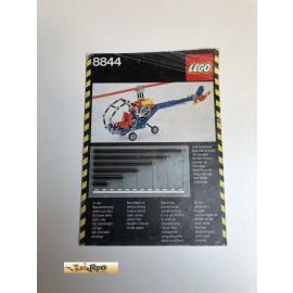 Lego 8844 Bauanleitung NO BRICKS!!!!