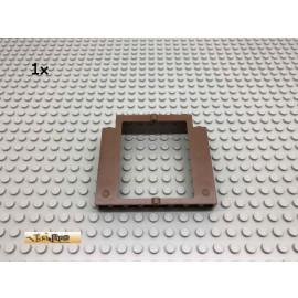 LEGO® 1Stk 2x8x6 Tür Drehtür Braun, Brown 40253 109