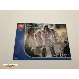 Lego 8795 Bauanleitung NO BRICKS!!!!