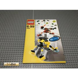 LEGO® 4097 Bauanleitung NO BRICKS!!!!