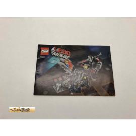 Lego 70801 Bauanleitung NO BRICKS!!!!