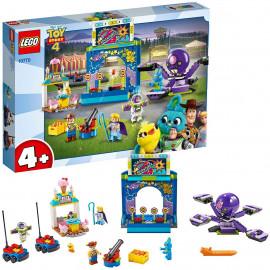 LEGO® Toy Story 4 Buzz & Woodys Jahrmarktspaß