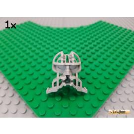 LEGO® 1Stk Bionicle Kopf Connecteur / Brust alt-hellgrau 32579