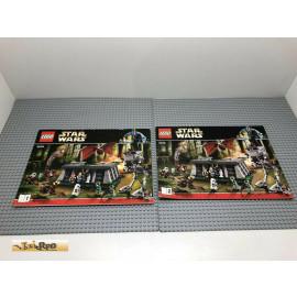 LEGO®  8038 Bauanleitung NO BRICKS!!!! Star Wars
