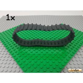 LEGO® 1Stk Reifen / Gummi / Baggerkette ohne Felge 36 Zähne x1681