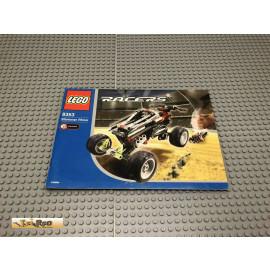 LEGO® 8353 Bauanleitung NO BRICKS!!!!