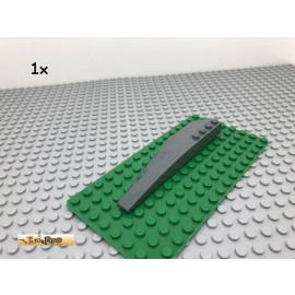 LEGO® 1Stk 3x12 Keilstein Flügelstein Dunkel Grau, Dark Gray 42060