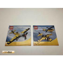 Lego 6745 Bauanleitung NO BRICKS!!!! Creator