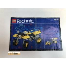 Lego 8826 Bauanleitung NO BRICKS!!!!