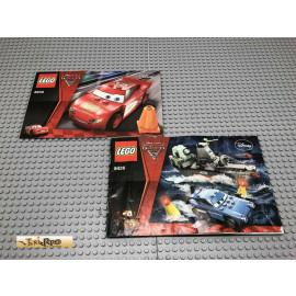 LEGO® 8200 8426 Bauanleitung NO BRICKS!!!! Cars