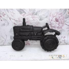 Türschild Deko Traktor Gusseisen Vintage Landhaus