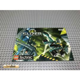 LEGO® 8502 Bauanleitung NO BRICKS!!!! Technic