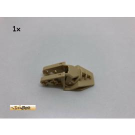 LEGO® 1Stk technic connector block Brick Beige, Tan 32165 56