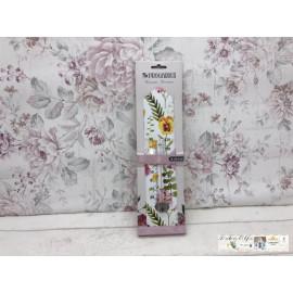 Thermostat Thermometer Außenthermometer Gartenthermometer Blumen