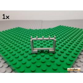 LEGO® 1Stk Dachhalter / Rahmen / Scharnier 1x4x2 alt-hellgrau 4214