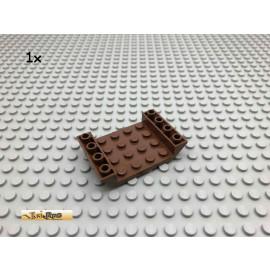 LEGO® 1Stk 6x4 45° Platten Rumpf Schrägstein Brick Braun, Brown 30283 90