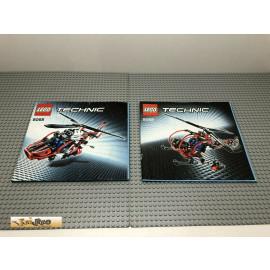 LEGO® 8068 Bauanleitung NO BRICKS!!!! Technic