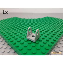 LEGO® 1Stk Technic Gurtwickler / ohne Spule 2x2 alt-hellgrau 2554