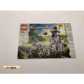 Lego 7948 Bauanleitung NO BRICKS!!!!