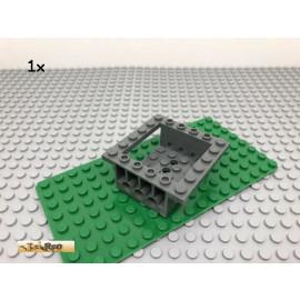 LEGO® Technic 1Stk 6x6 Cockpit Dunkel Grau, Dark Gray 47507