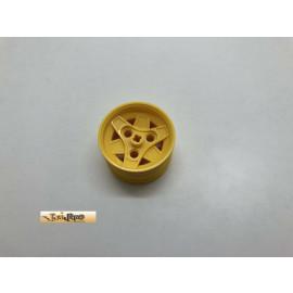 Lego 1x Felge gelb 41896