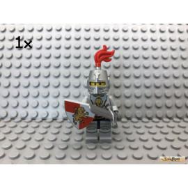 LEGO® 1Stk Castle Kingdoms Ritter Minifigur 7188 7949 7948 7946