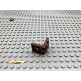 LEGO® 2Stk 2x2 2x2 Winkel Braun, Brown 3956 185