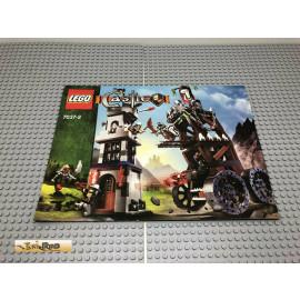 LEGO® 7037 Heft 2 Bauanleitung NO BRICKS!!!!