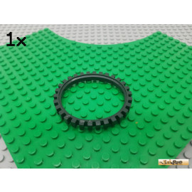 LEGO® 1Stk Reifen / Gummi / Baggerkette ohne Felge 30 Zähne Set 388