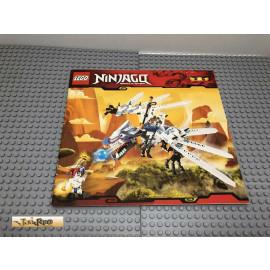 LEGO® 2260 Bauanleitung NO BRICKS!!!! Ninjago