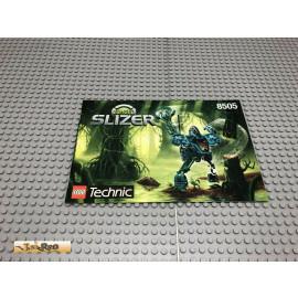LEGO® 8505 Bauanleitung NO BRICKS!!!! Technic