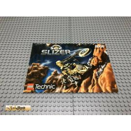 LEGO® 8506 Bauanleitung NO BRICKS!!!! Technic