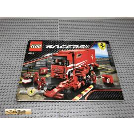 LEGO® 8185 Bauanleitung NO BRICKS!!!!