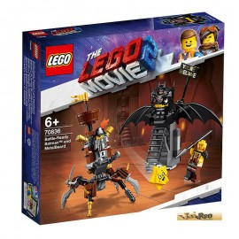 LEGO® THE LEGO MOVIE 2 Einsatzbereiter Batman? und EisenBart