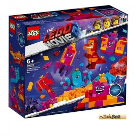 LEGO® THE LEGO MOVIE 2 Königin Wasimma Si-Willis Bau-Was-Du-Willst-Box!