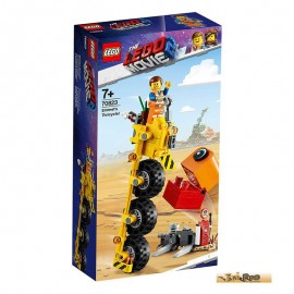 LEGO® THE LEGO MOVIE 2 Emmets Dreirad!