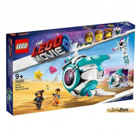 LEGO® THE LEGO MOVIE 2 Sweet Mischmaschs Systar Raumschiff
